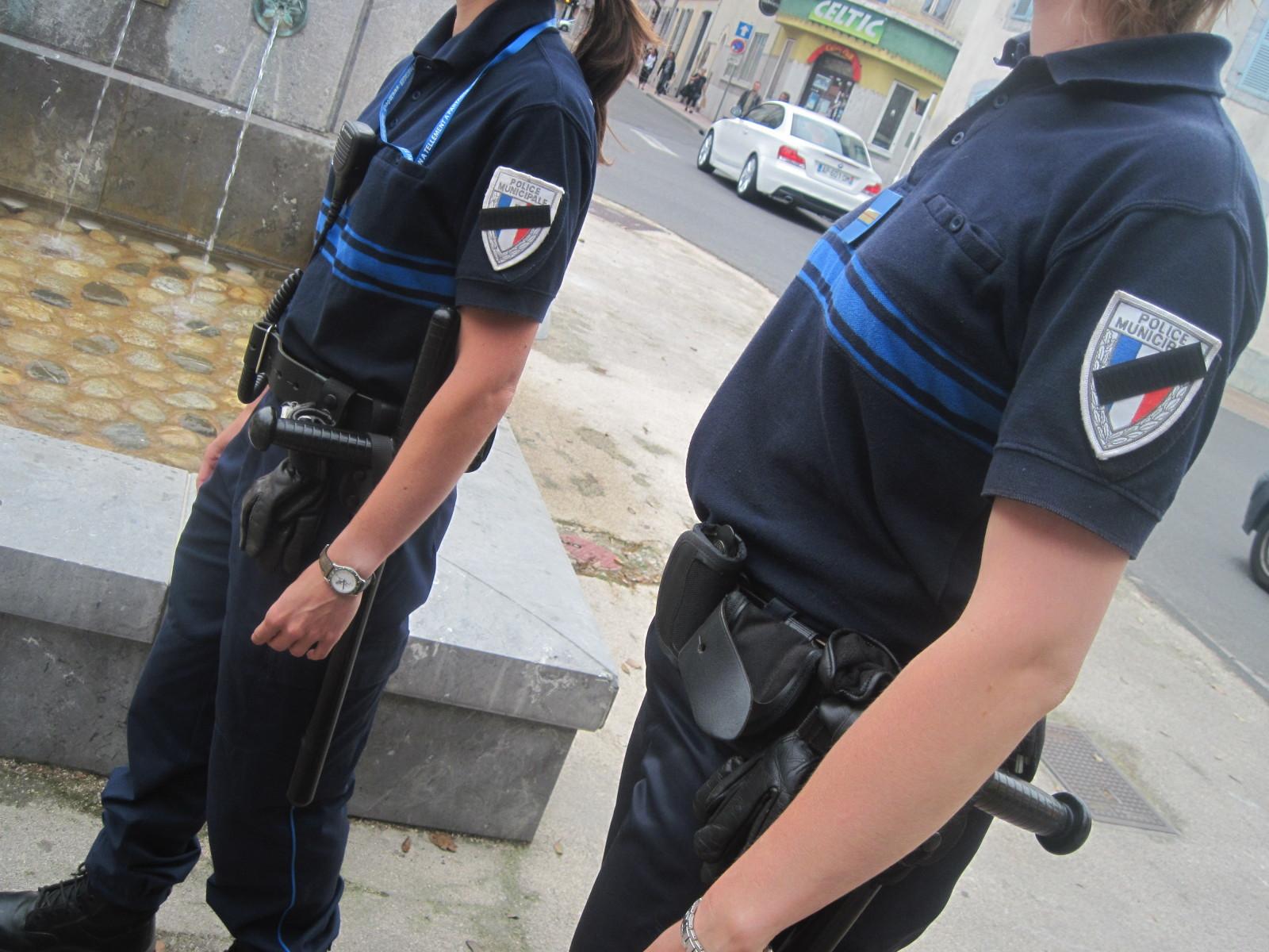 Police municipale tarbes
